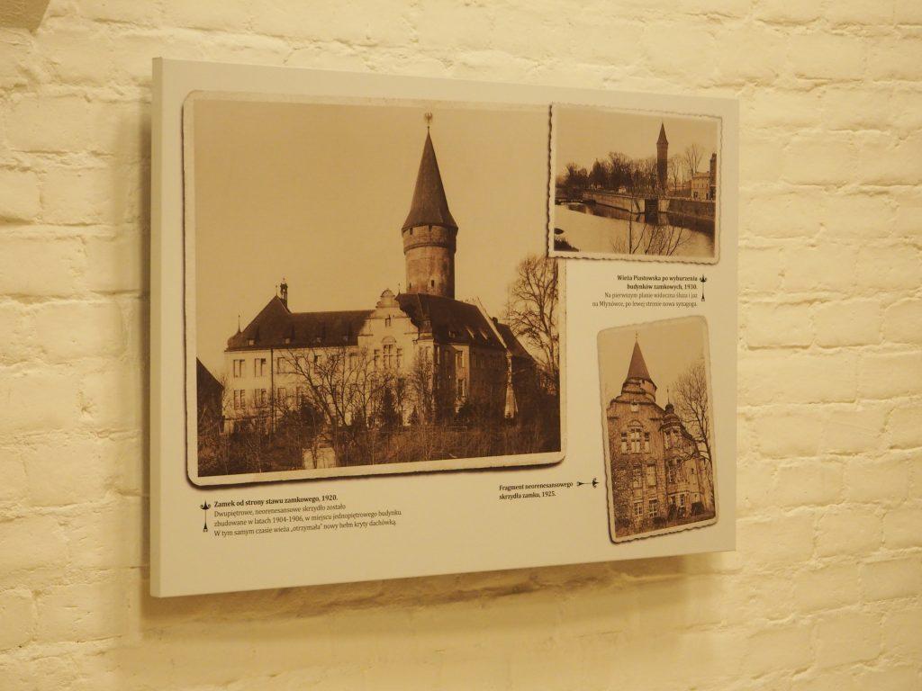 Zwiedzając wnętrze Wieży Piastowskiej możemy się przenieść do czasów średniowiecza