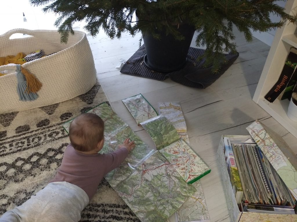 Rodzinne planowanie trasy