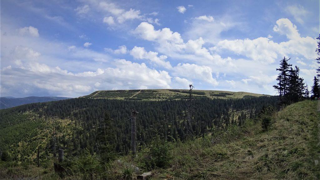 Górny zbiornik elektrowni Dlouha Strane