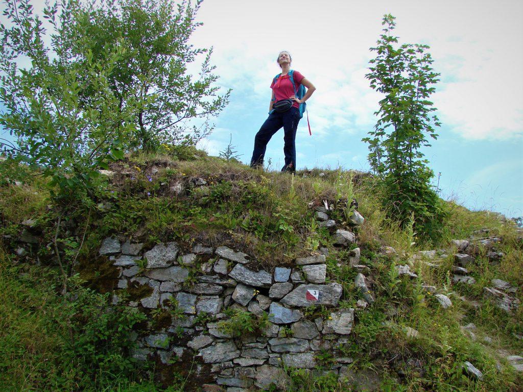 Na zamku Karpień