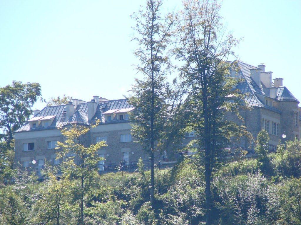 Pałac Prezydencki w Wisła Czarne