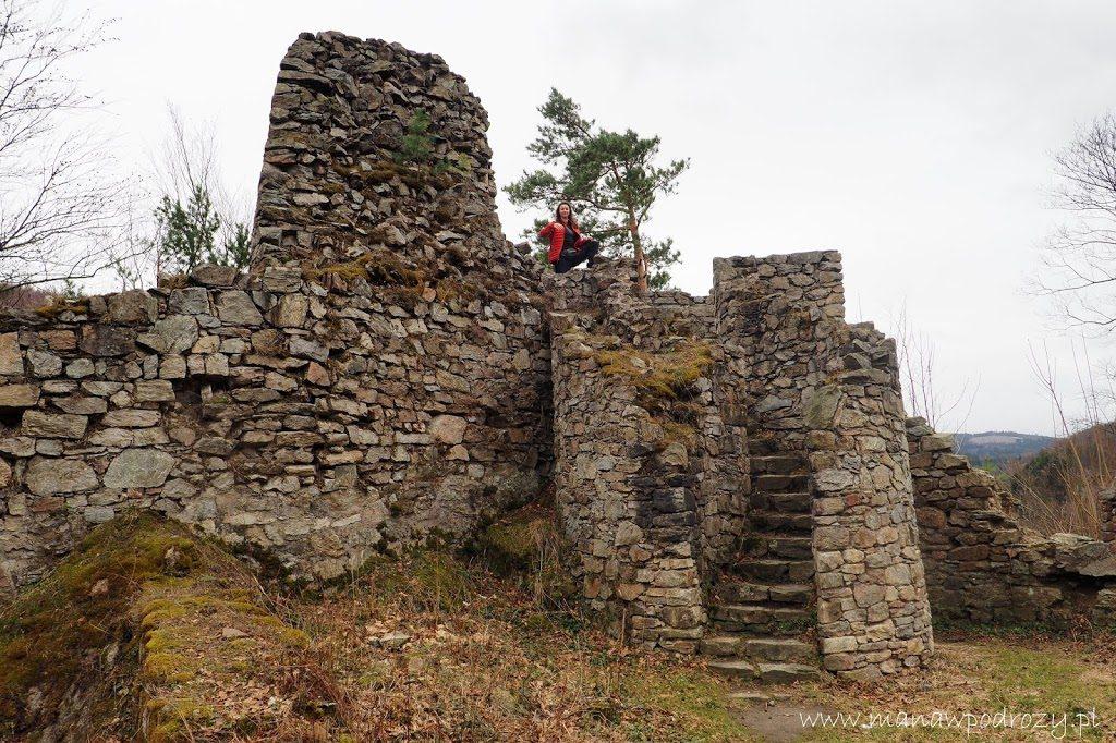 Zamek Rychleby