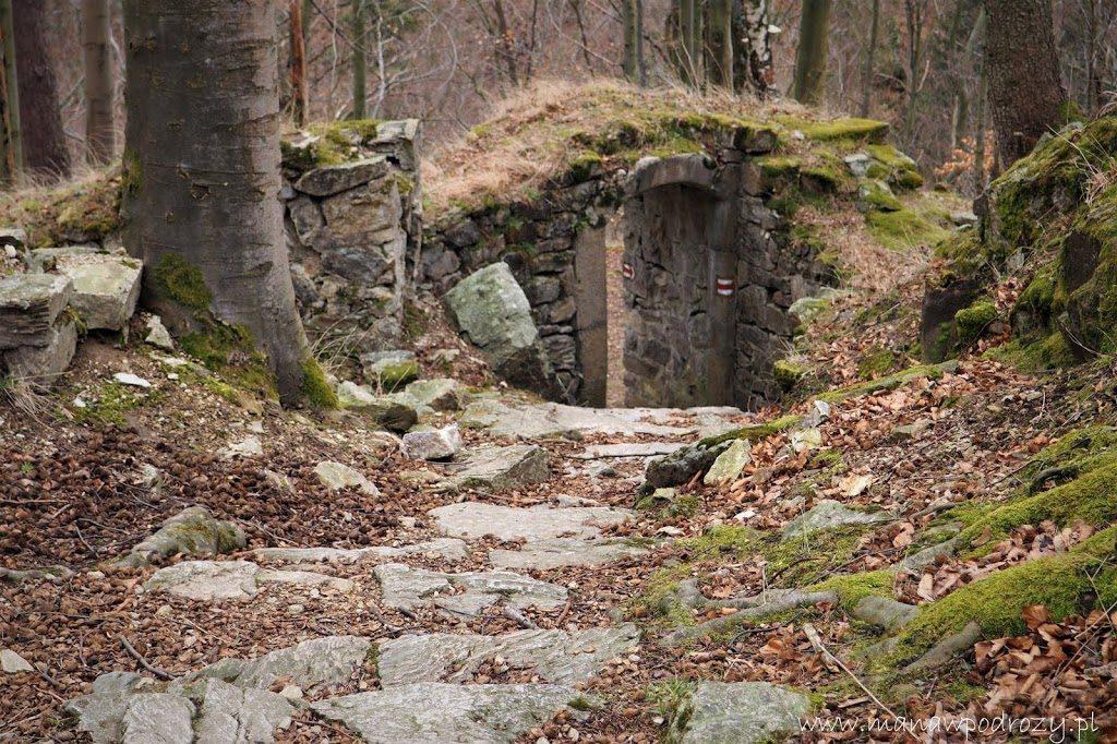 Na zamku Rychleby