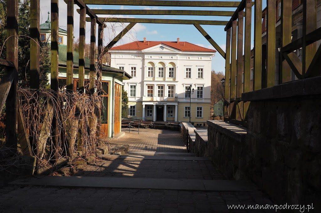Dom Zdrojowy w Jedlinie Zdrój