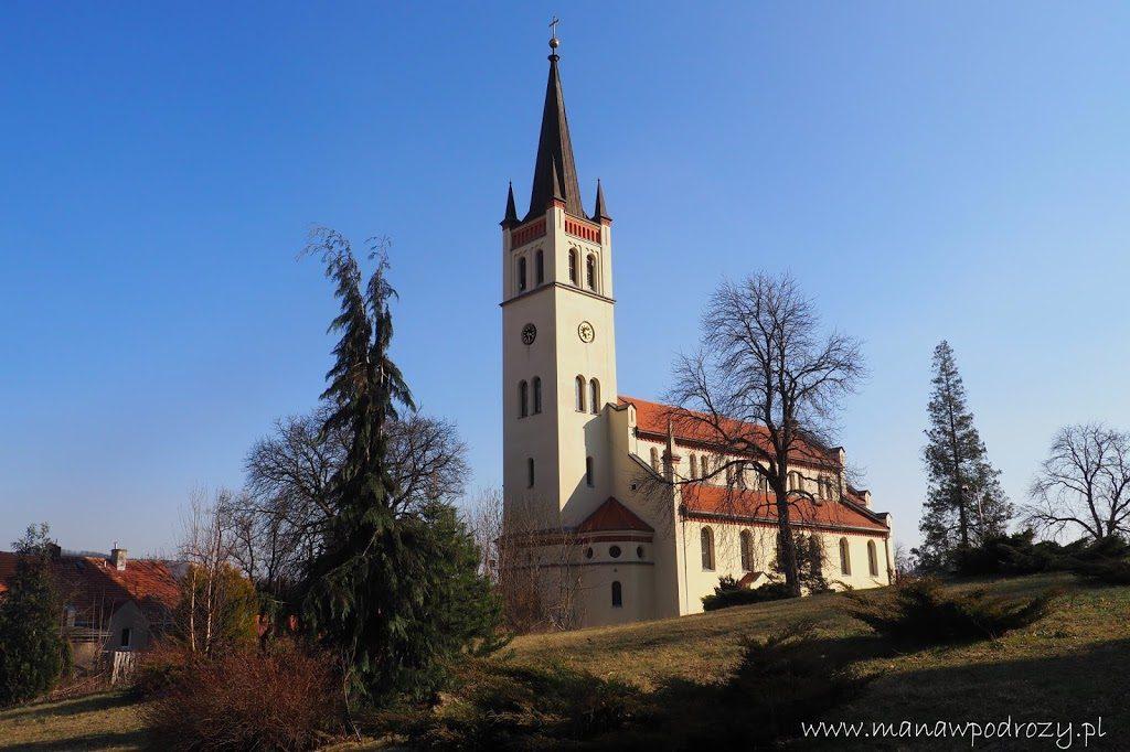 Kościół poewangelicki w Jedlinie Zdrój