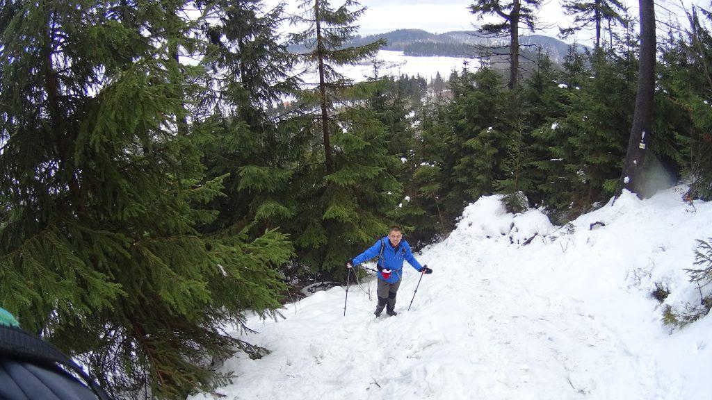 Podejście na Waligórę