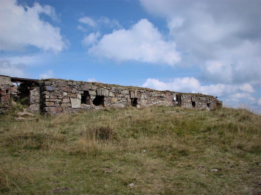 Ruiny schroniska Lichtensteinów