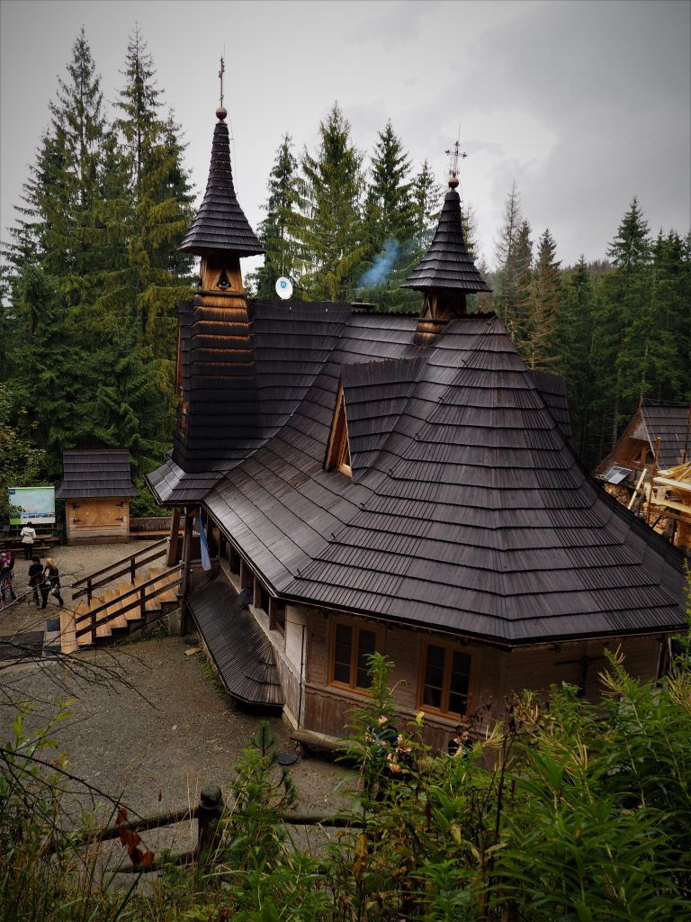 Sanktuarium na Wikotrówkach