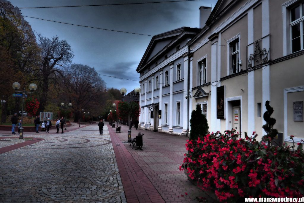 Teatr w Szczawno- Zdrój