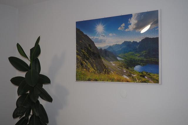 Komu marzy się Dolina Pięciu Stawów na ścianie powinien wybrać fotopuzzle