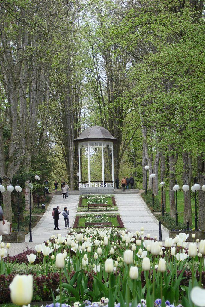 Park Zdrojowy w Polanicy Zdrój