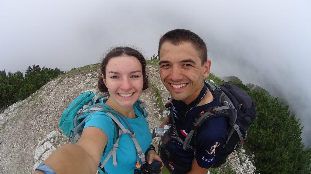 Na szczycie Ciprnika