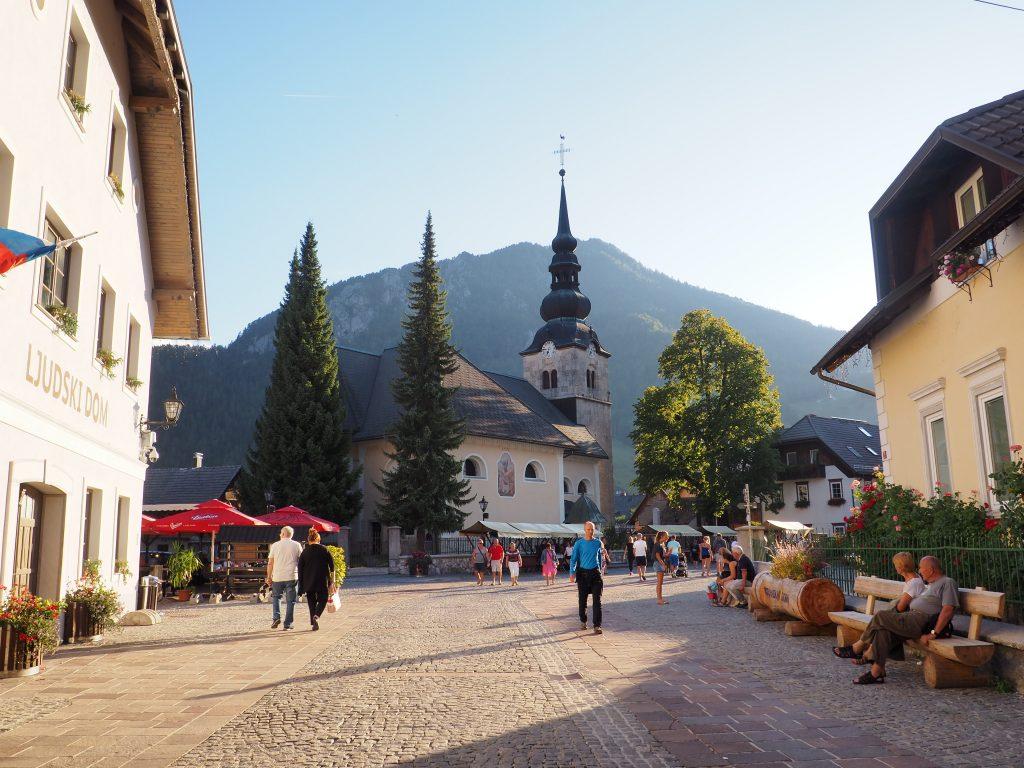Centrum Kranjskej Góry