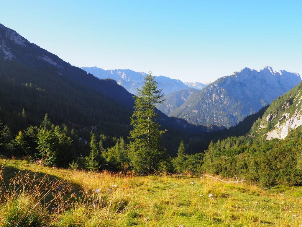 Alpy Julijskie zachwycają na każdym kroku
