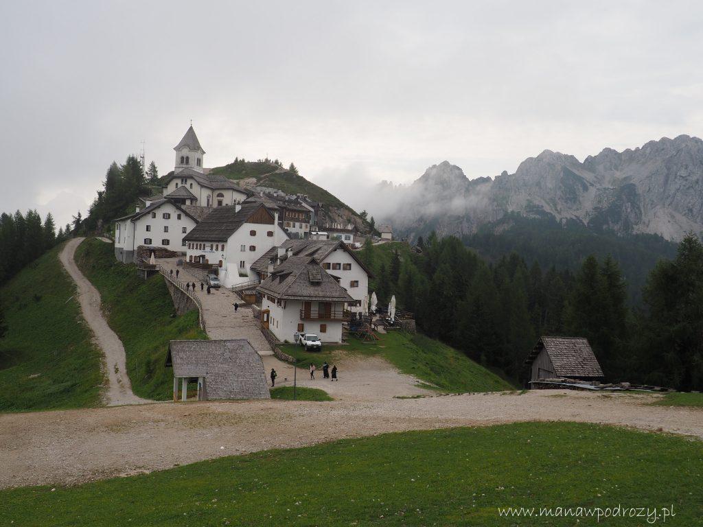 Sanktuarium Monte Lussari