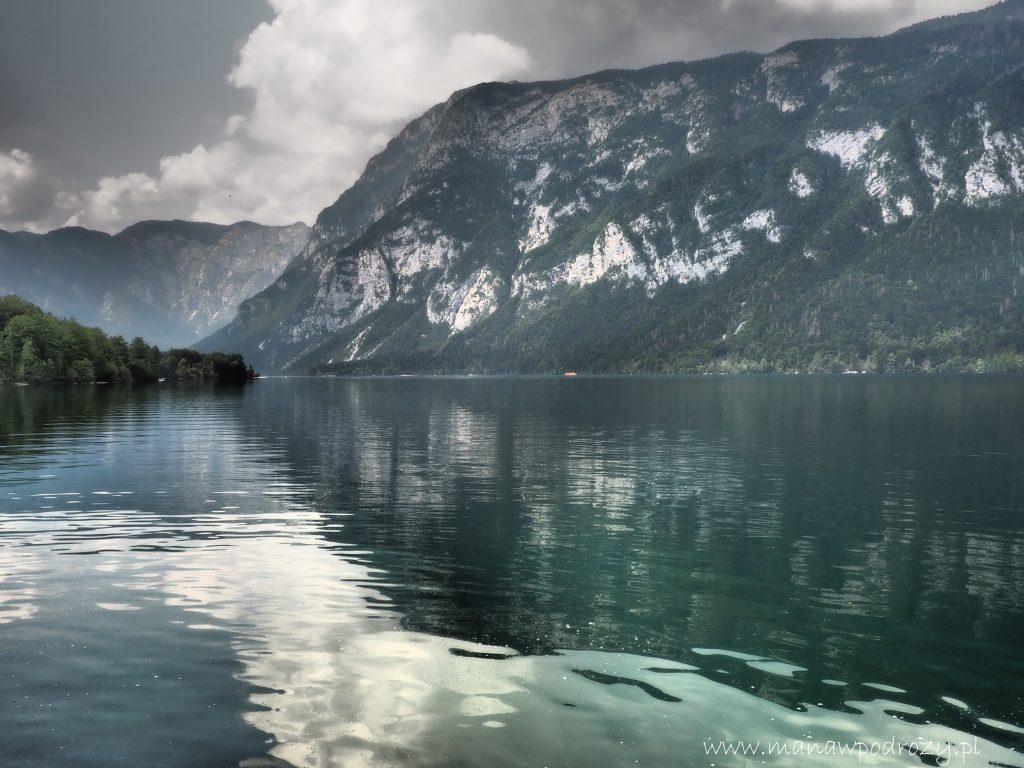 Jezioro Bohinsjko