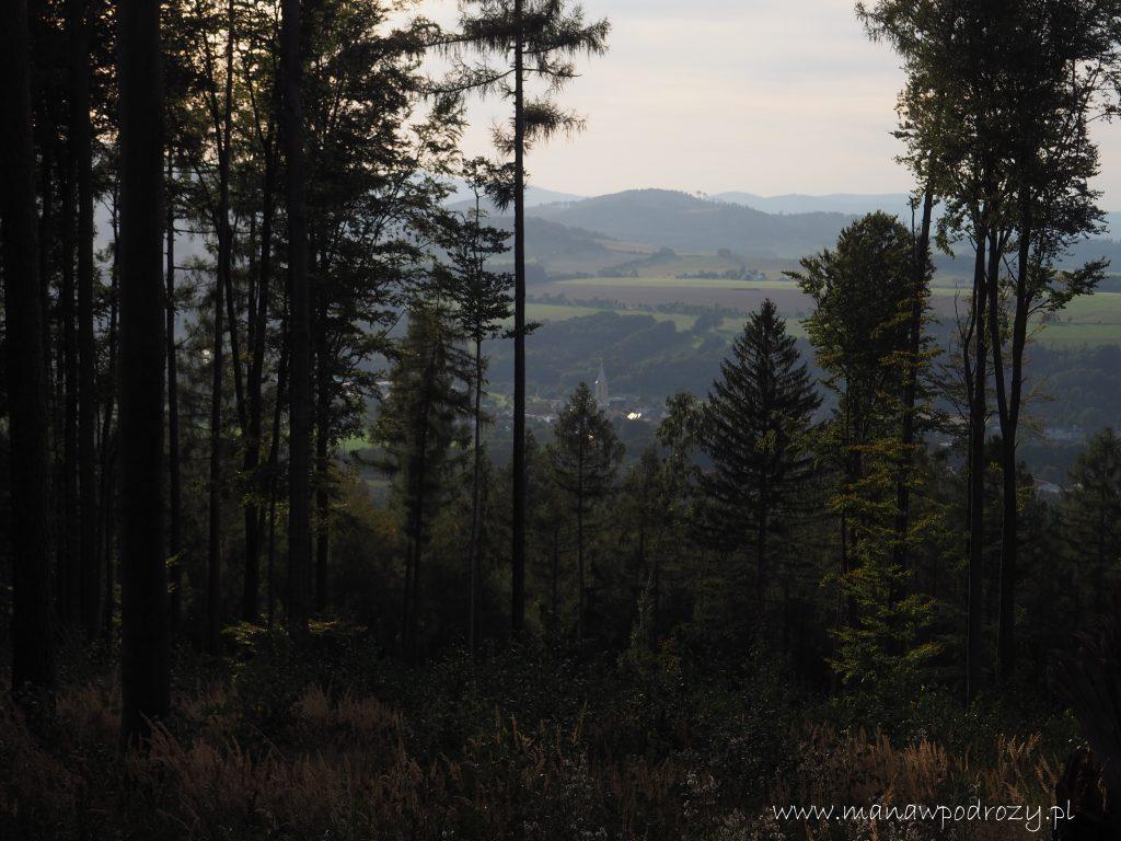 Z widokiem na Góry Rychlebskie