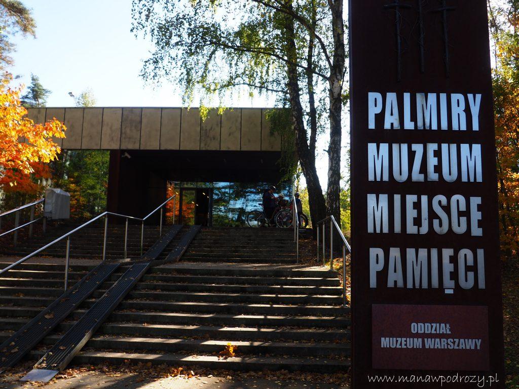Palmiry- miejsce pamięci
