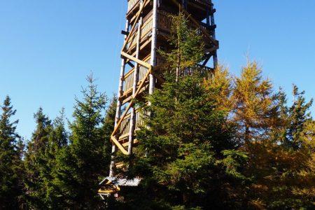 Wieża widokowa na Czernicy