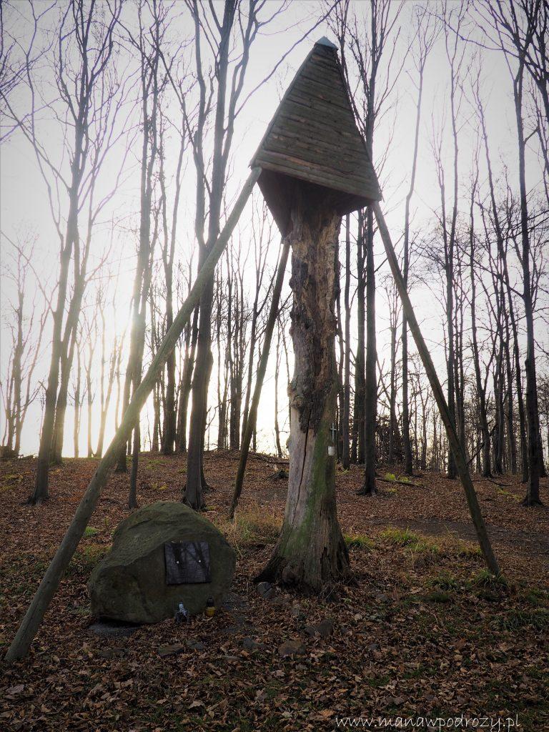 Pomnik upamiętniający śmierć Józefa Waścińskiego