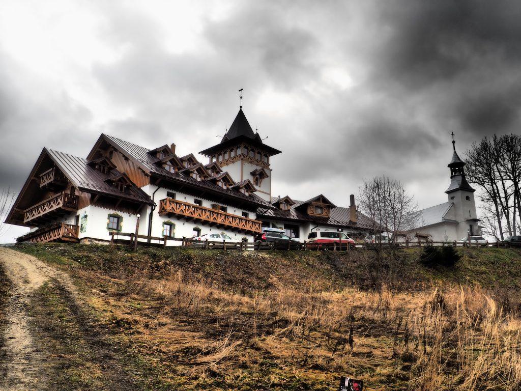 Hotel i restauracja Krizovy Vrch