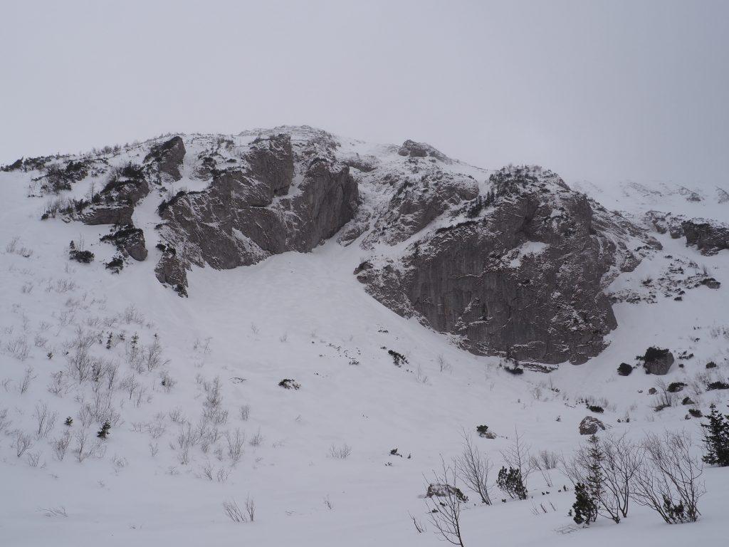Północna ściana Kopy Kondrackiej