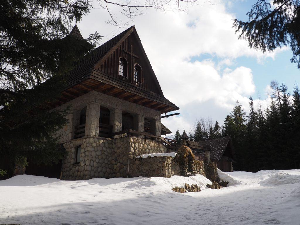 Klasztor Albertynek