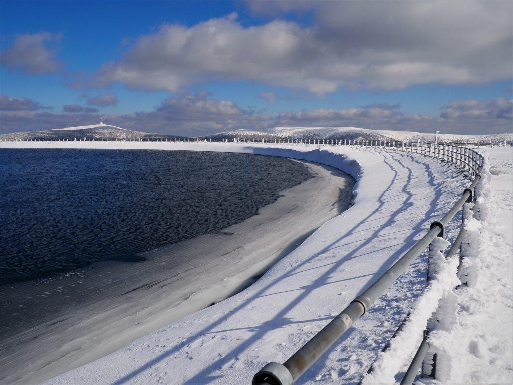 Zbiornik elektrowni wodnej  Dlouhe Strane