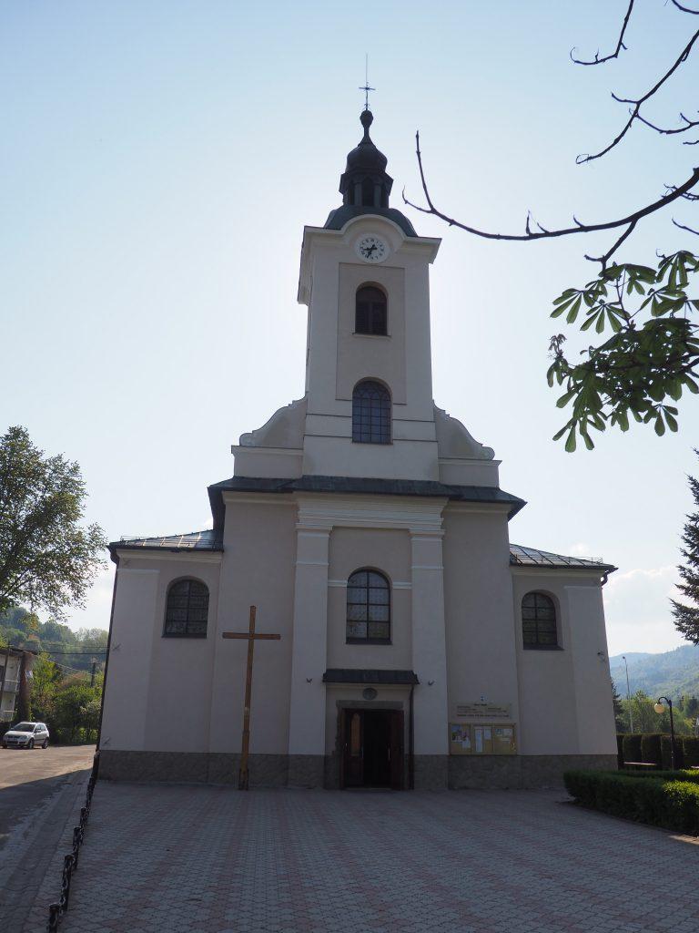 Kościół w Brennej