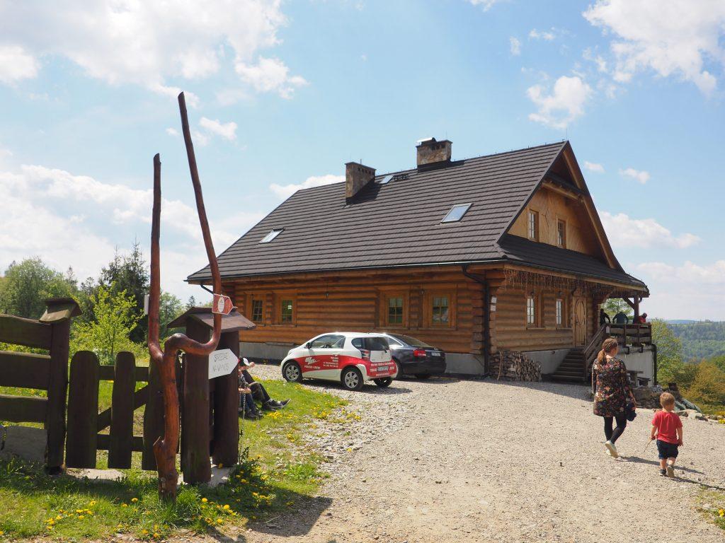 Chata Grabowa