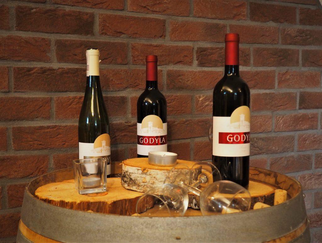 Wina prosto z Pałacu w Pawłowicach