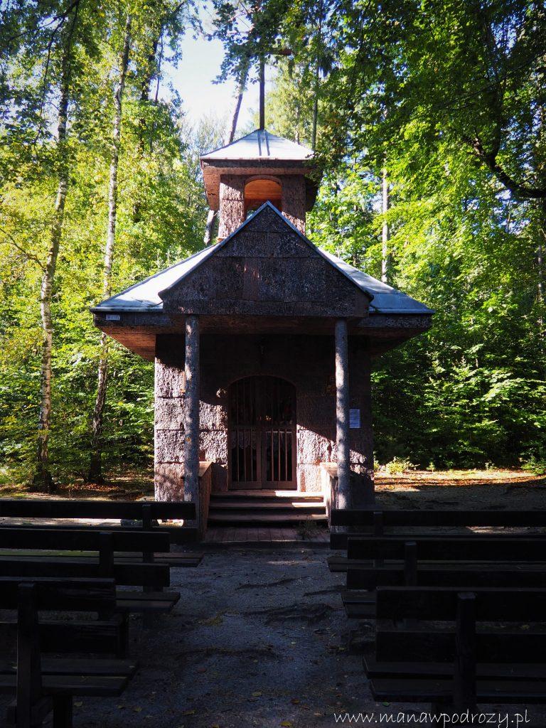 Kaplica Pustelnika w Parku w Lipnie