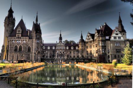 Pałac w Mosznej- najsłynniejszy pałac Opolszczyzny