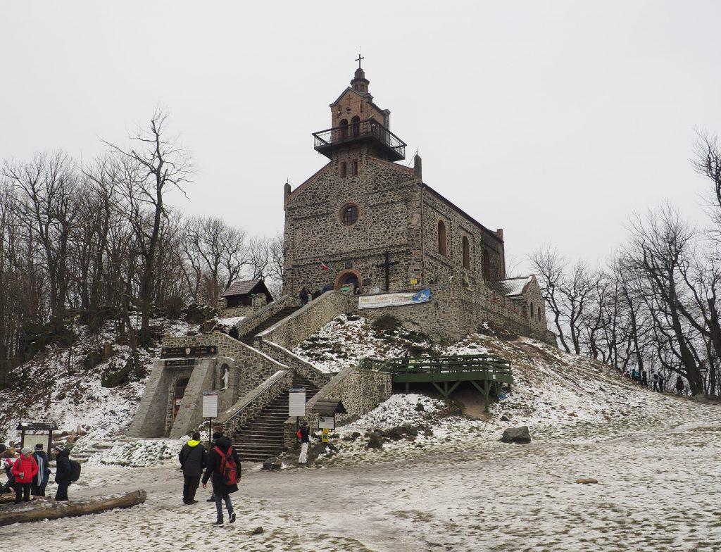 Kościół NMP na szczycie Ślęży