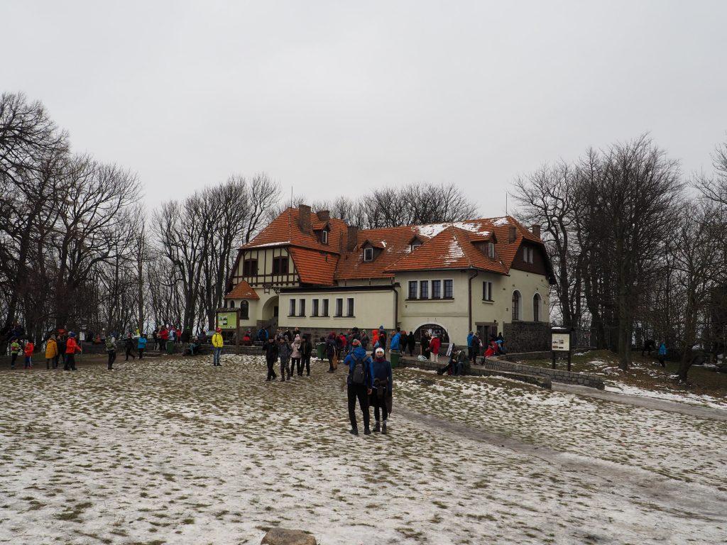 Dom Turysty PTTK na Ślęży