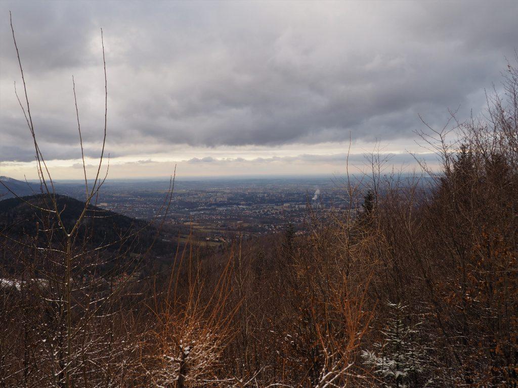 Panorama Bielsko- Białej