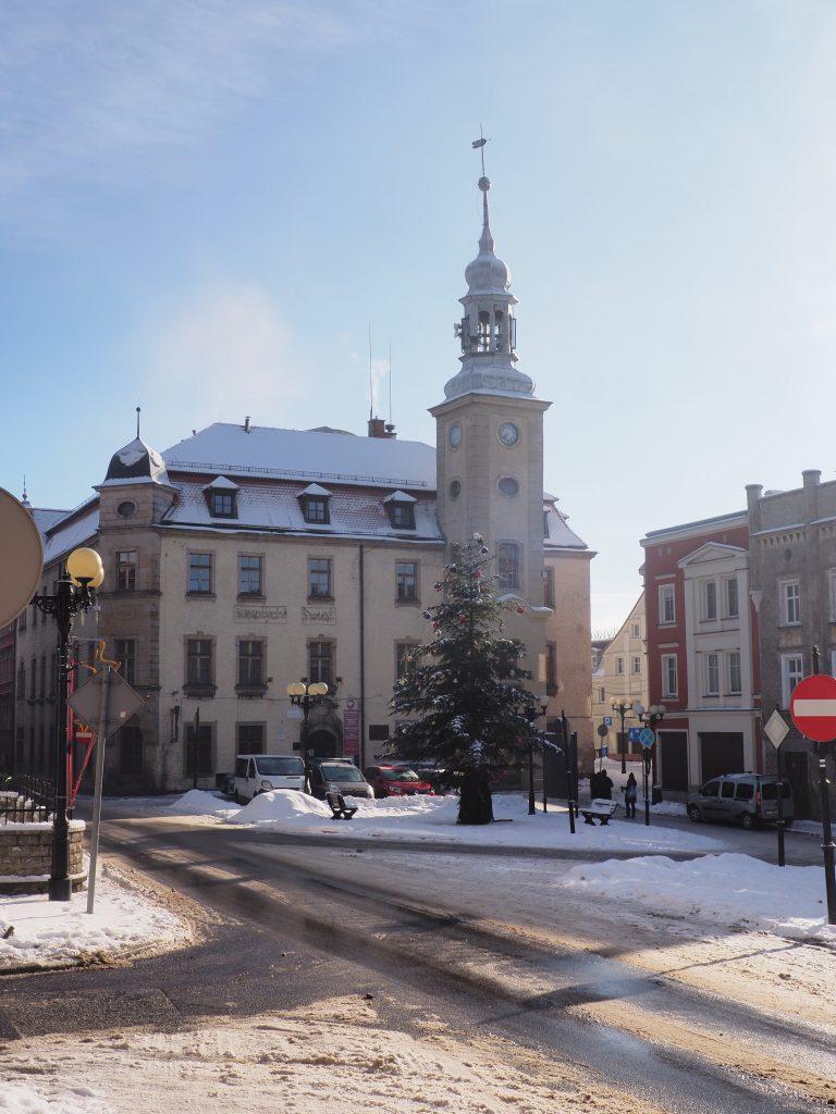 Najwyżej położony ratusz w Boguszowie- Gorc