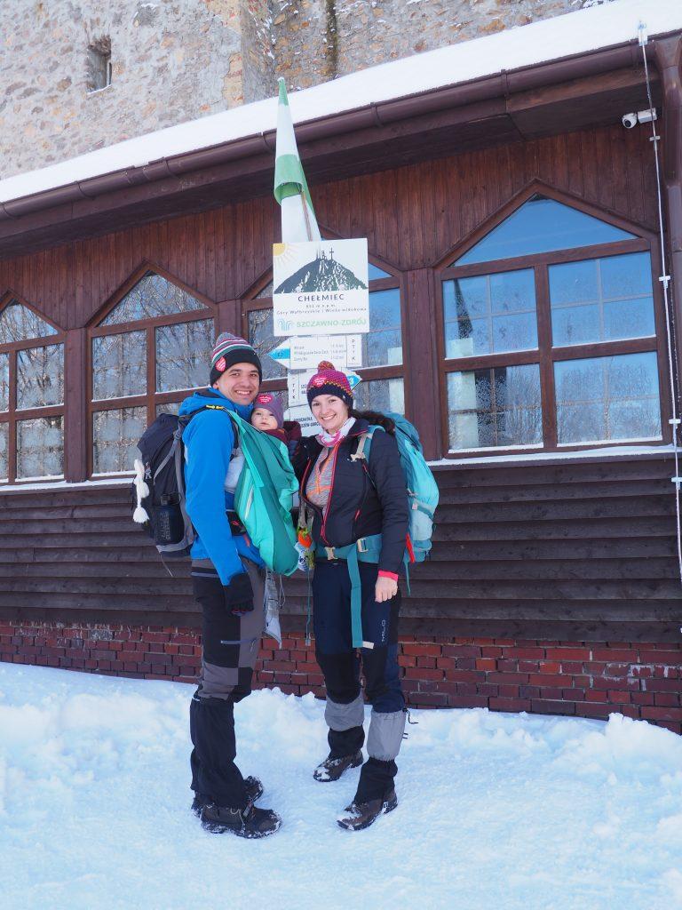 Na szczycie Chełmca