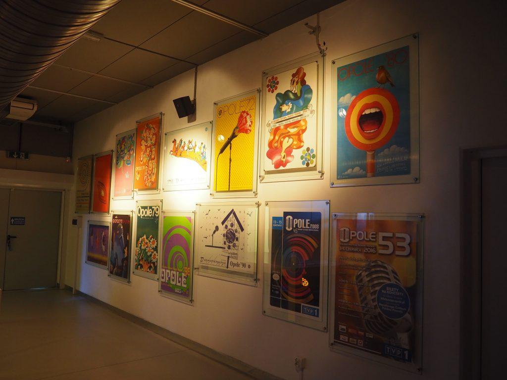 Plakaty kolejnych edycji festiwalu