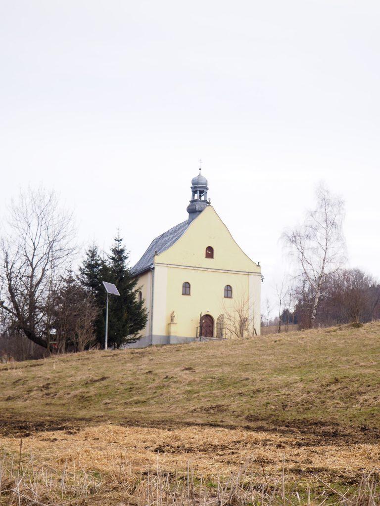 Kościół św. Jana Nepomucena w Lutyni