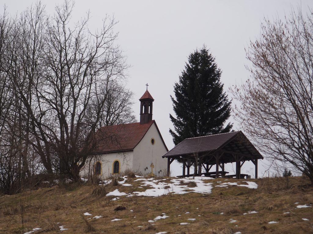 Kaplica św. Karola Boromeusza we Wrozsówce