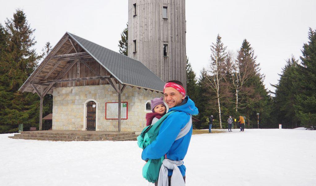 Na szczycie Borówkowej