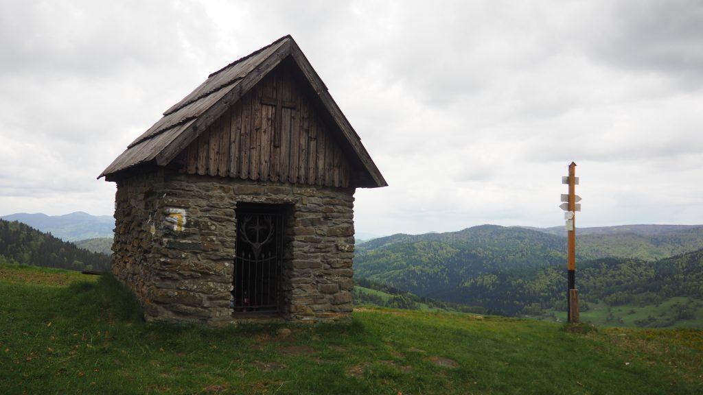 Murowana Kapliczka pod Jaworzynką