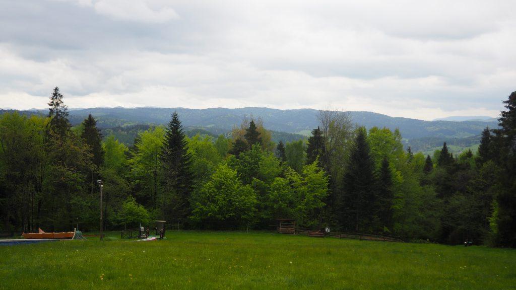 Widok z Góry Parkowej
