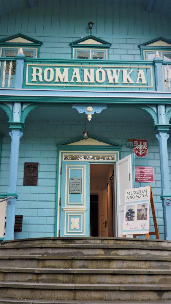 Muzeum Nikifora w Krynicy- Zdroju