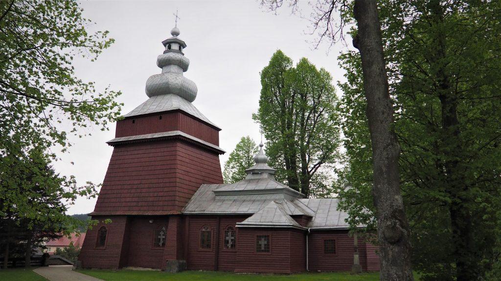 Cerkiew św. Kosmy i Damiana w Tyliczu