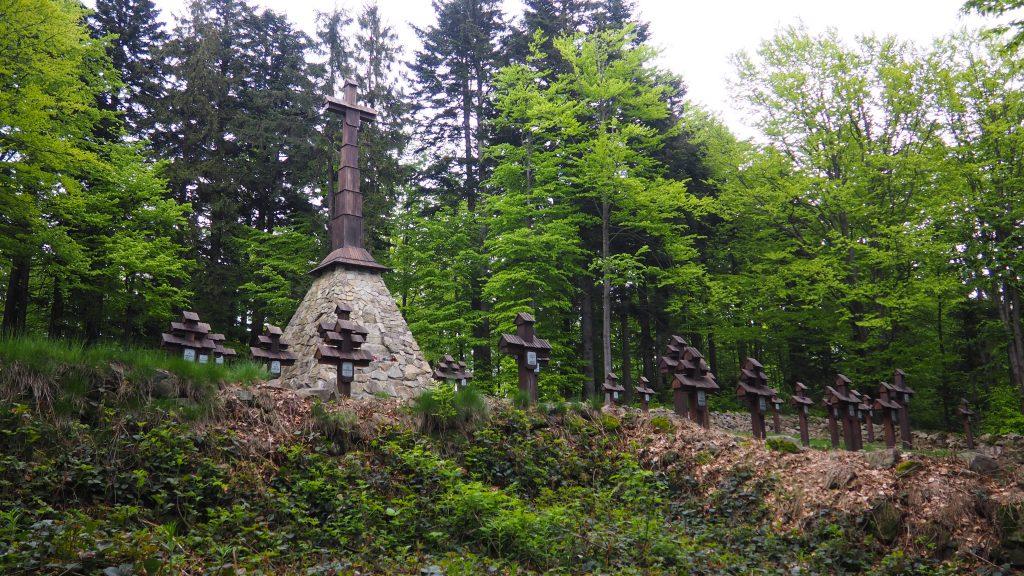Cmentarz wojenny z I wojny światowej nr 58
