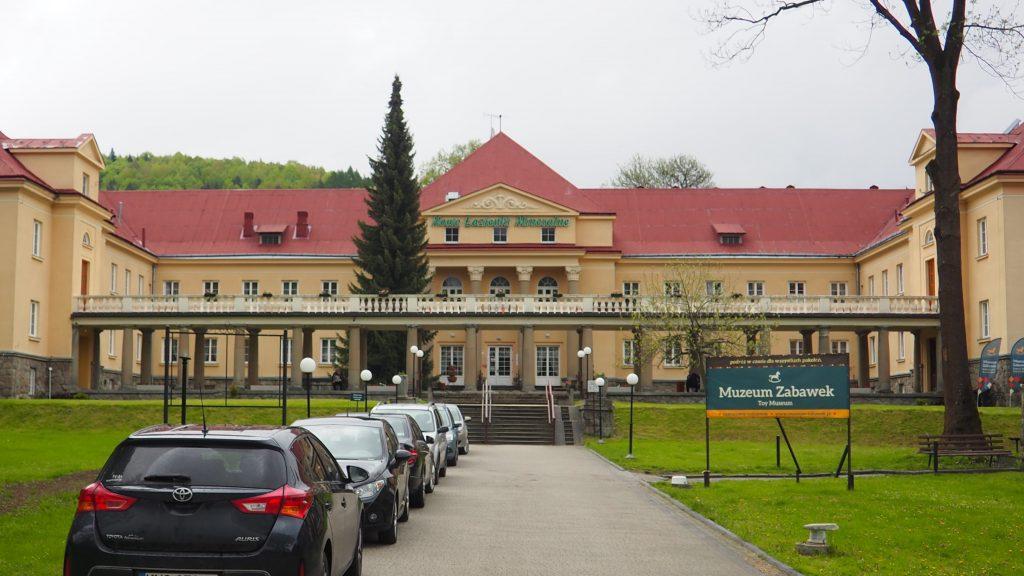 Muzeum Zabawek W Krynicy- Zdroju